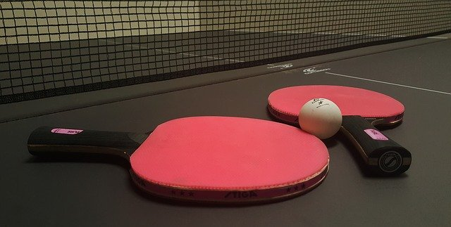 Customize ping pong paddles