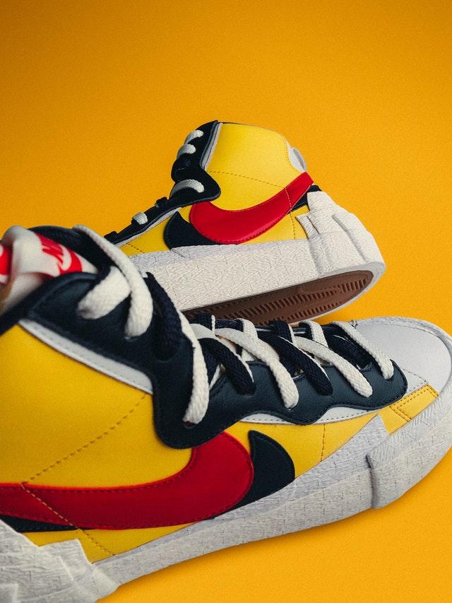 Custom Painted Jordans